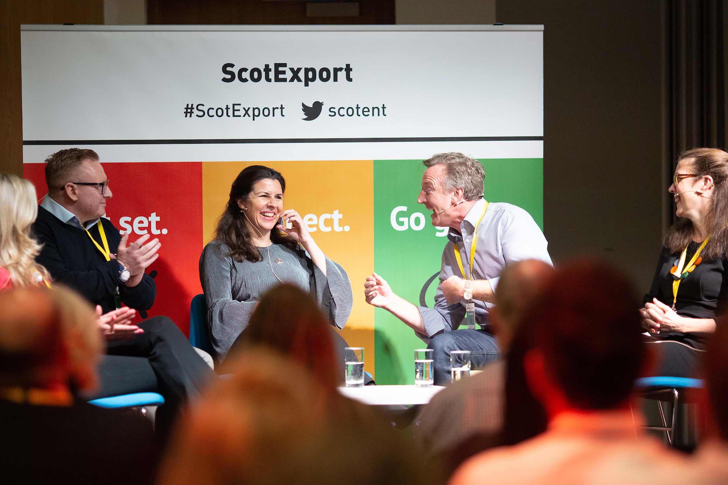 Business event - ScotExport 2019 - 12 November in Glasgow